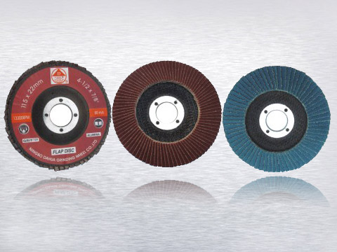 China Flap discs manufacturer