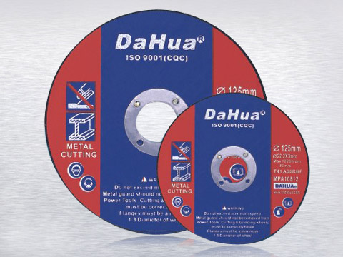 Stainless steel cutting disc manufacturer