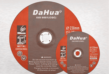 Precautions for using ultra-thin grinding wheels
