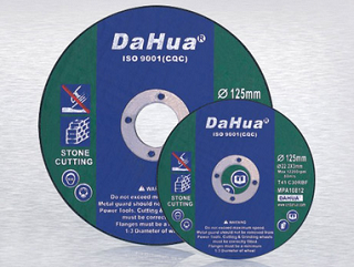 Cutting and grinding wheels use and installation precautions