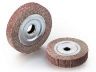 Working principle of coated grinding wheel