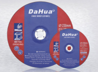 Classification and application of grinding wheel cutting discs