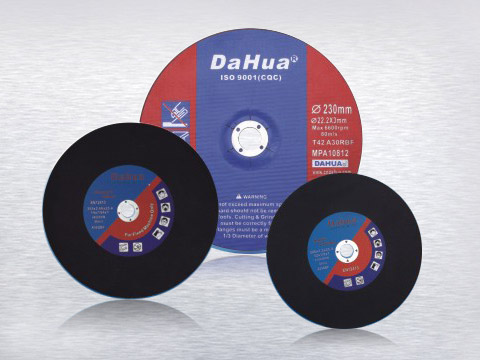High-speed grinding wheel